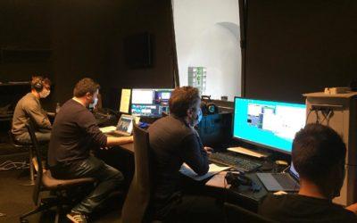Régie événement en live Interreg Med